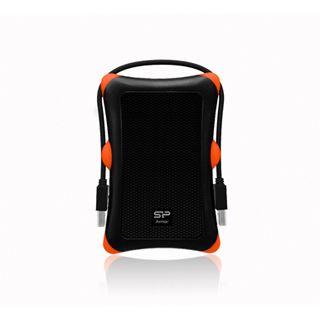"2000GB Silicon Power Armor A30 SP020TBPHDA30S3K 2.5"" (6.4cm) USB 3.0 schwarz"