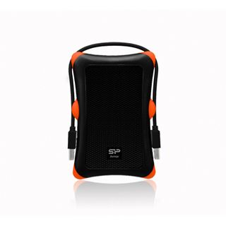 "1000GB Silicon Power Armor A30 SP010TBPHDA30S3K 2.5"" (6.4cm) USB 3.0 schwarz"