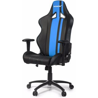 AKRacing Rush Gaming Chair schwarz/blau