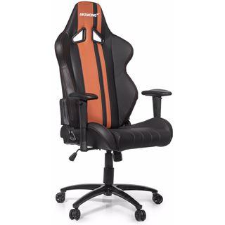 AKRacing Rush Gaming Chair schwarz/braun