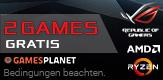 Mit ASUS jetzt 2 Games GRATIS sichern!